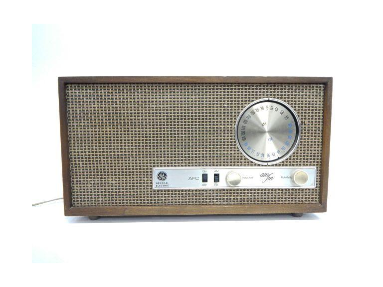 GE Tube Radio