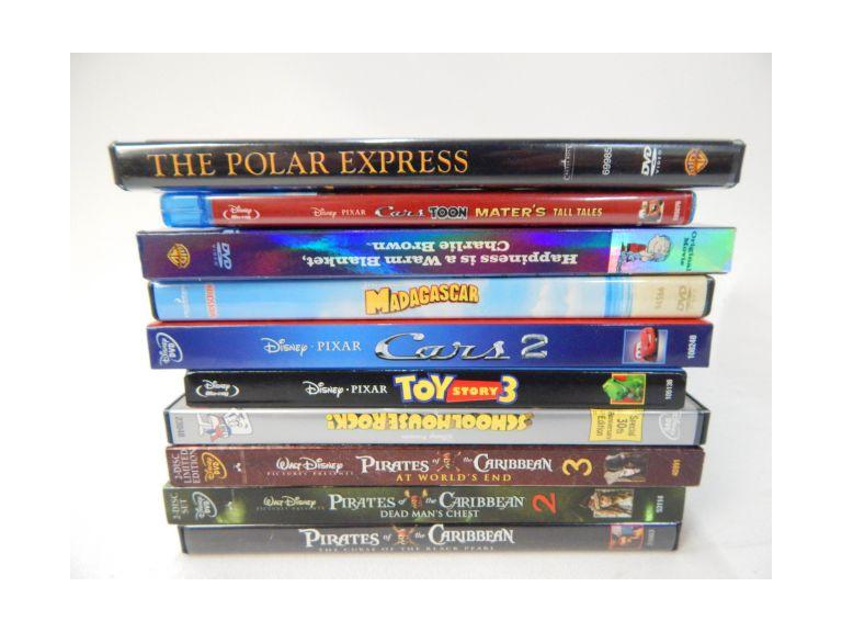 Children's DVD Movies