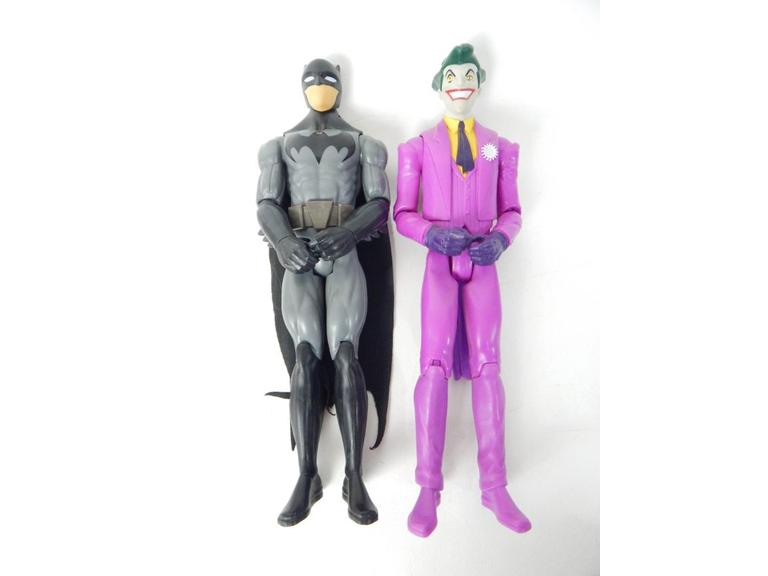 Batman & Joker Figures