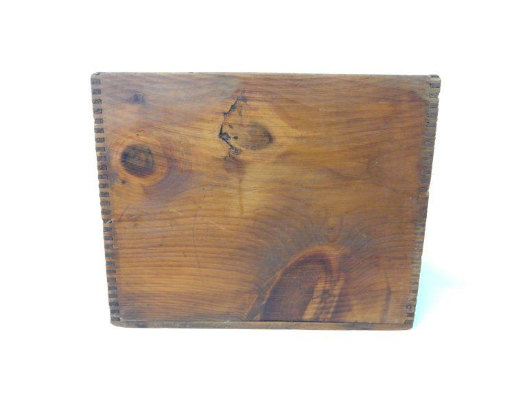 Wooden Shipping Box