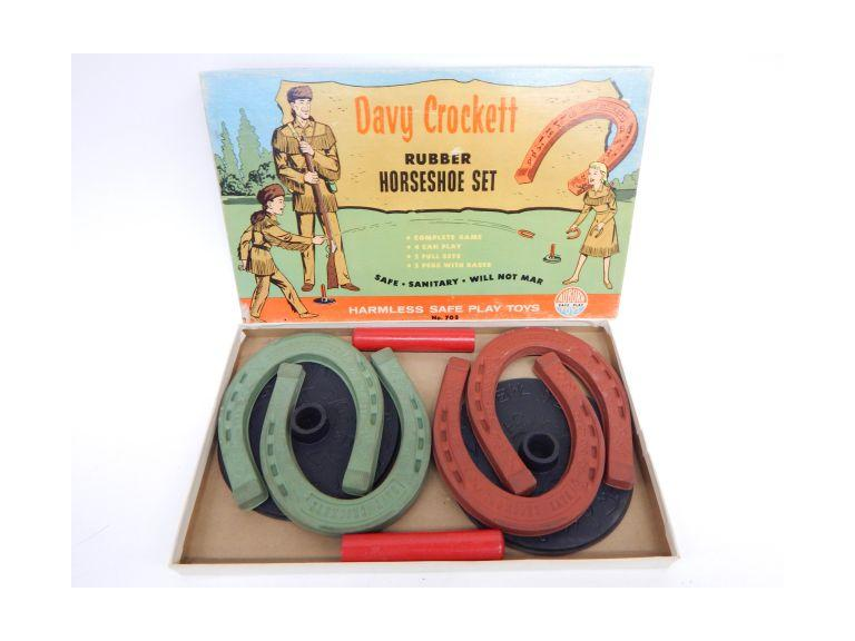 Toy Horseshoe Set