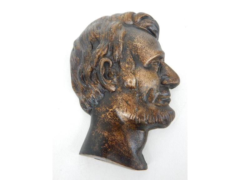 Lincoln Bronze Head