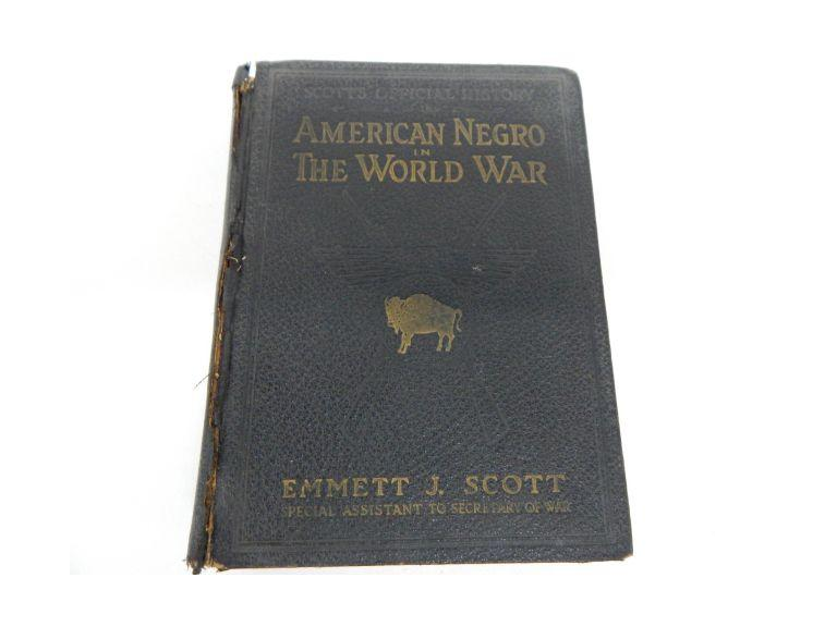 World War One Book