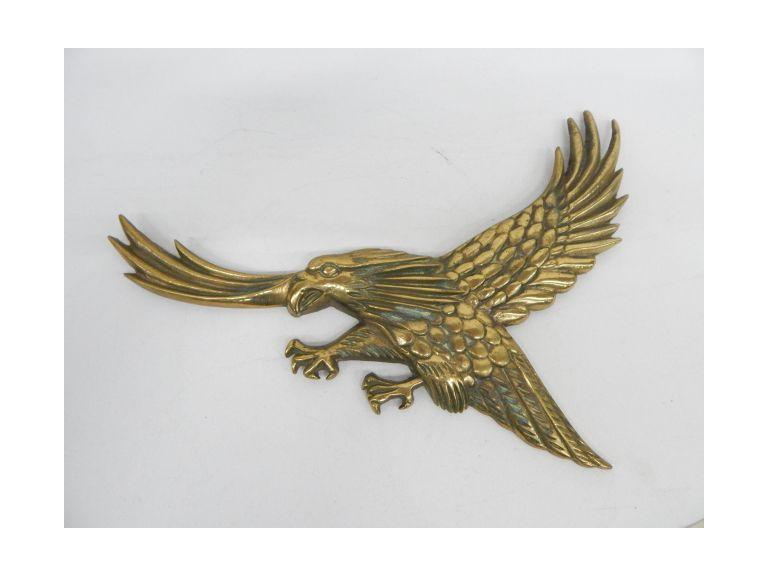 Cast Brass Eagle