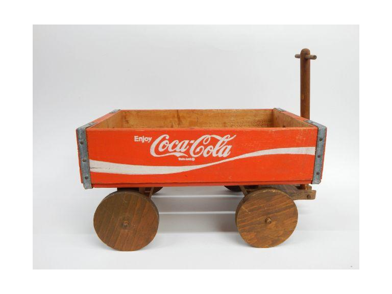 Coke Crate Wagon