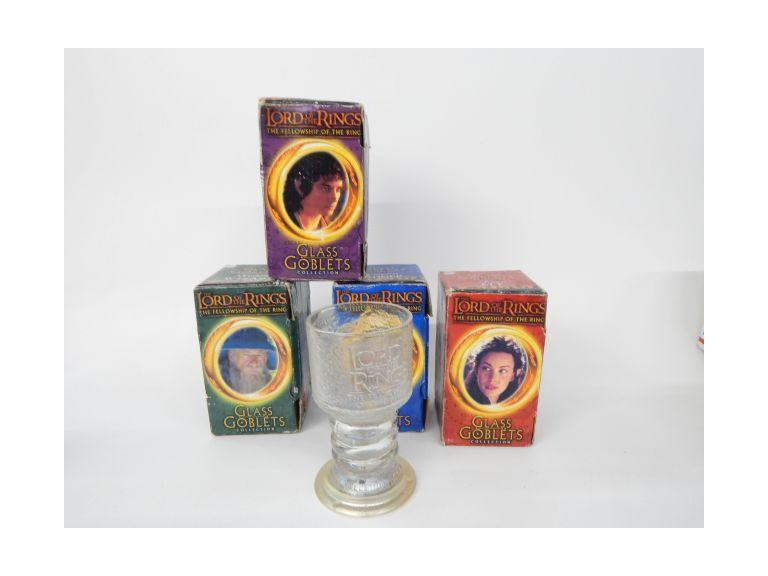 Collectible Goblets