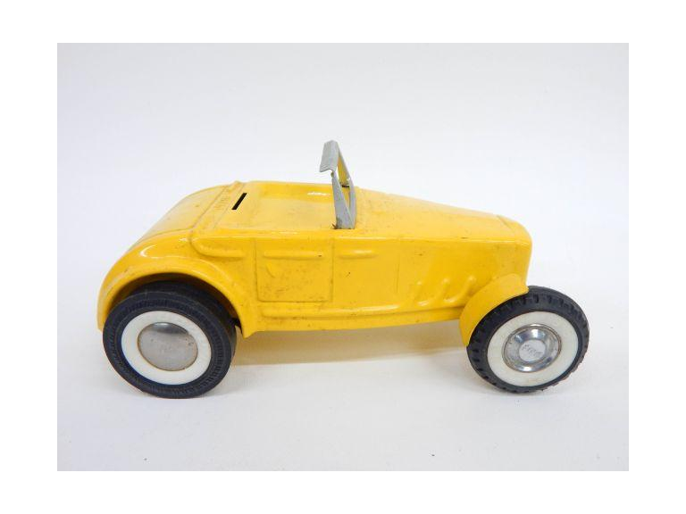 Tonka Toy Roadster Car