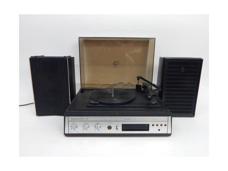 Clarinette Stereo Unit