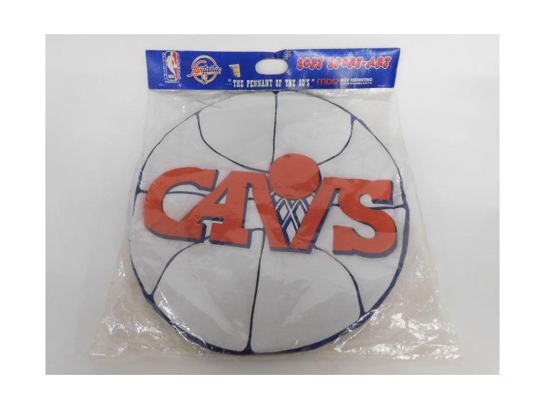 Cleveland Cavs Soft Wall Art