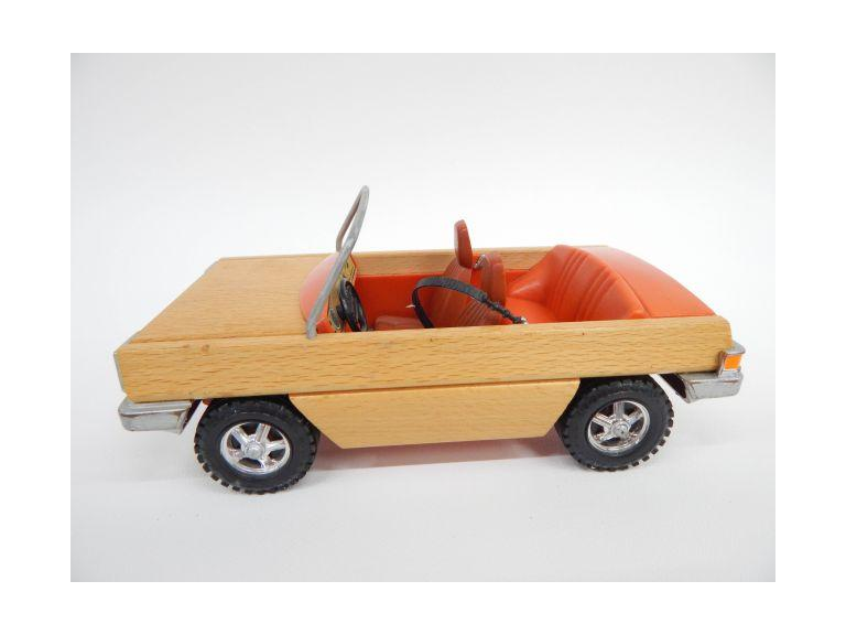 Lundby Wooden Toy Car