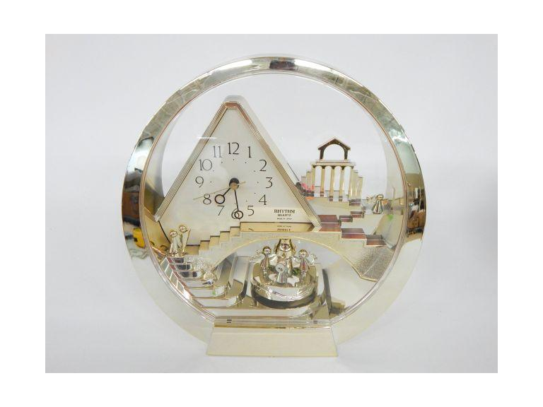 Rhythm Quarts Clock