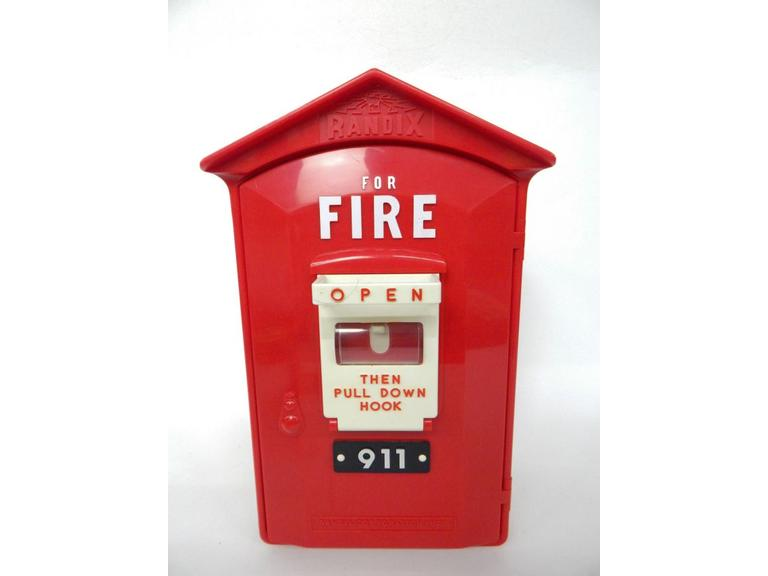 Fire Box Telephone