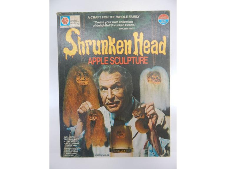 Shrunken Head Play Set