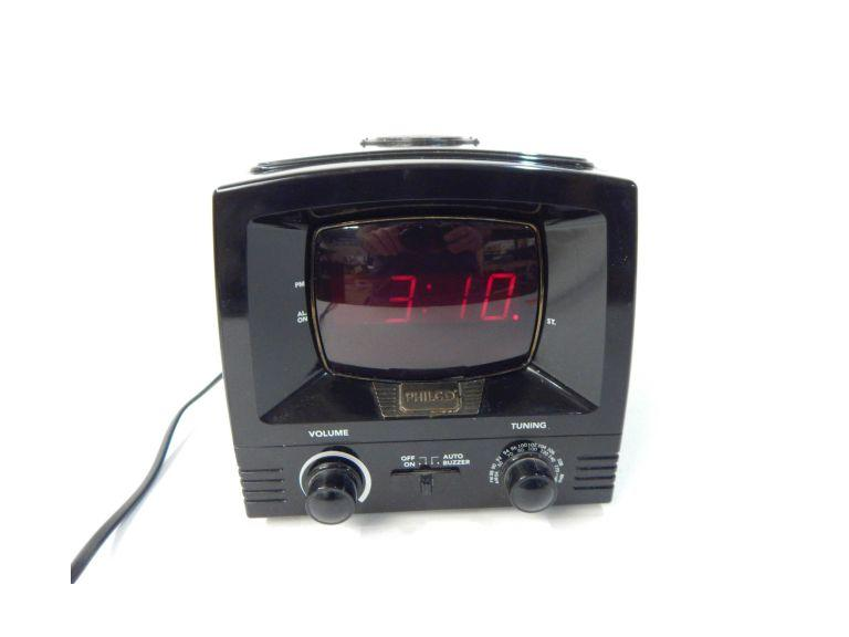 Philco Clock Radio