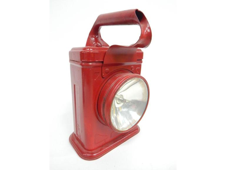Vintage Lantern Searchlight