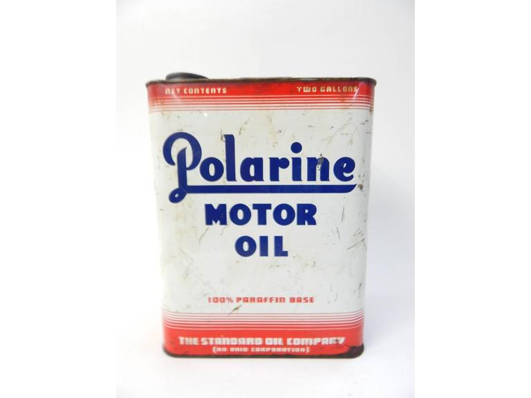 Polarine 2 Gallon Oil Can