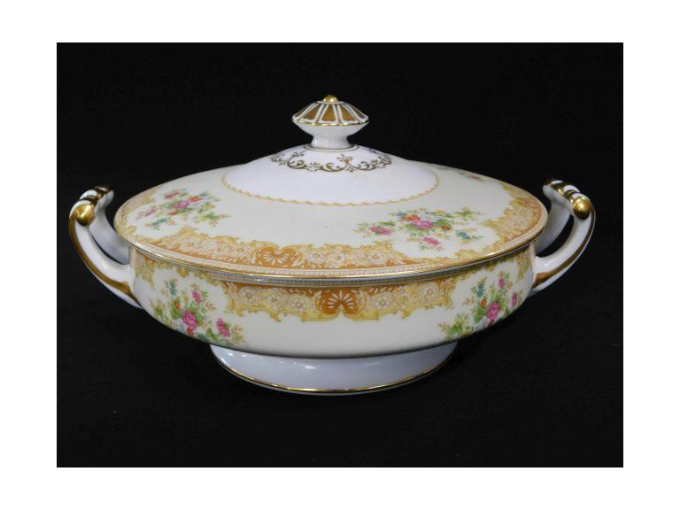Noritake China Covered Dish