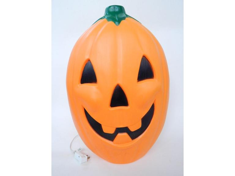 Blow Mold Pumpkin