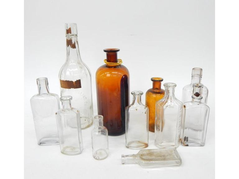 Vintage - Antique Bottles