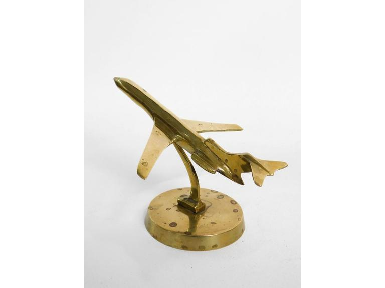 Brass Airplane