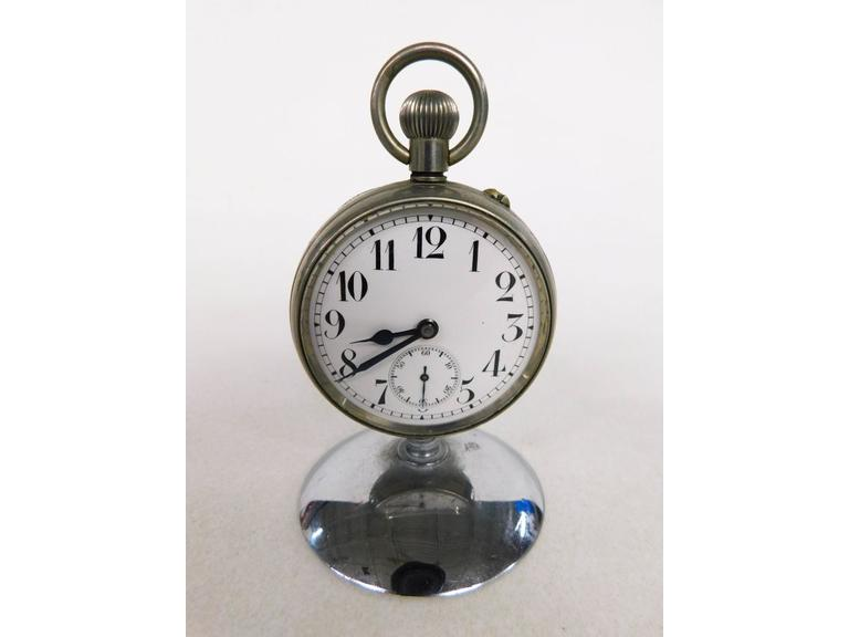 Pocket Watch on a Stand