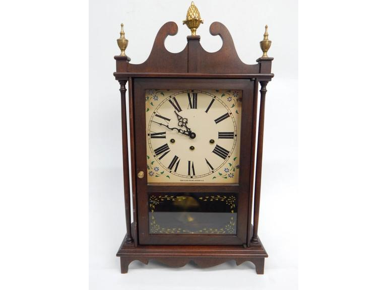 Vintage Key Wind Clock