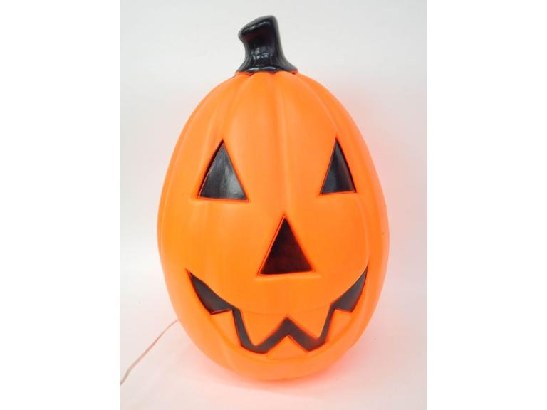 Blows Mold Pumpkin