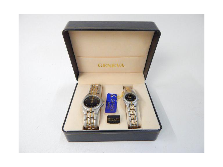 Geneva Men's Ladies Watches