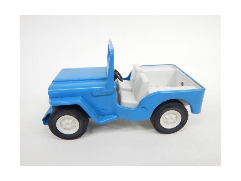 Tonka Toy Metal Jeep