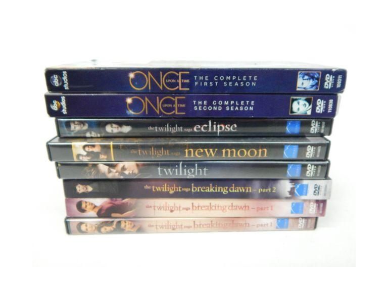 Twilight-Once DVD Movies