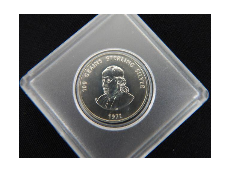 Commemorative Silver Coin