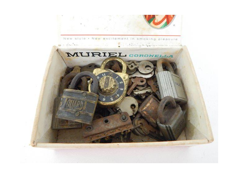 Old Locks and Keys