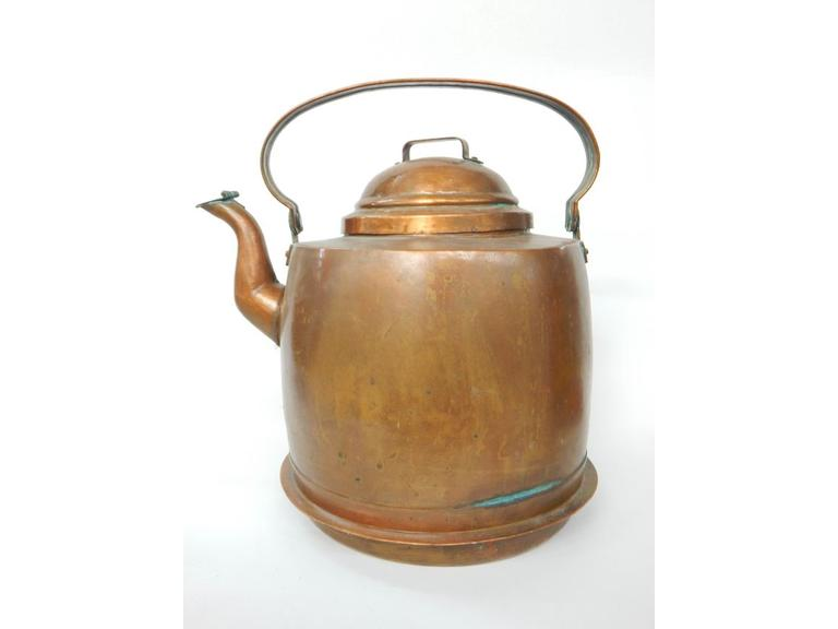Large! Copper Kettle