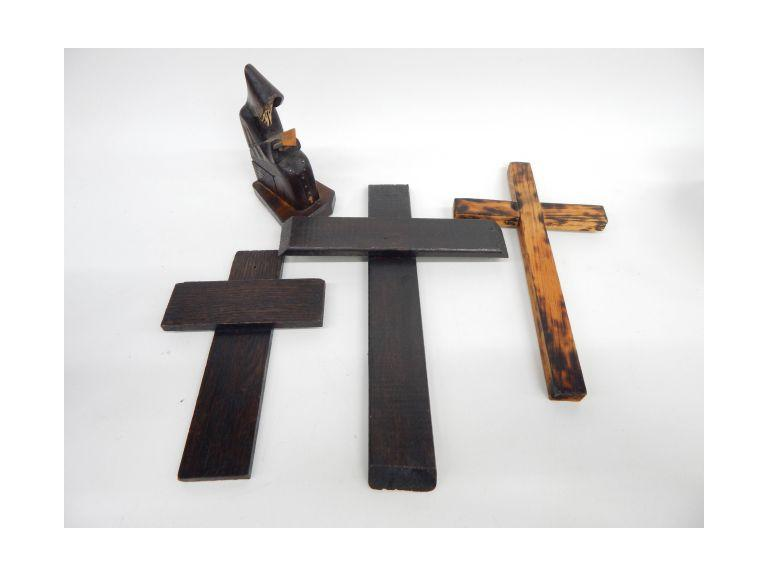 Wooden Religious Pieces