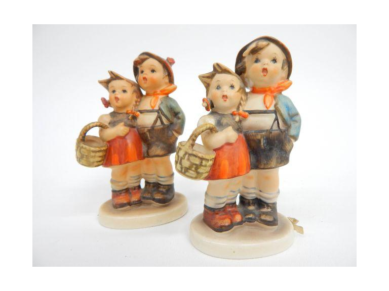"Hummel ""Surprise"" Figurines"