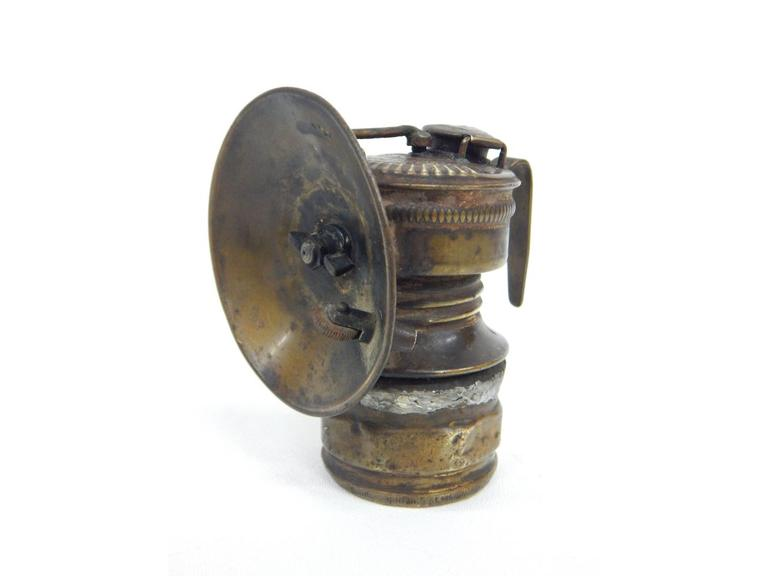 Antique Miners Light