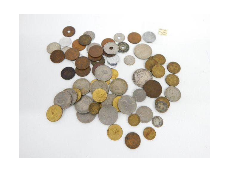 Asian Foreign Coin Lot