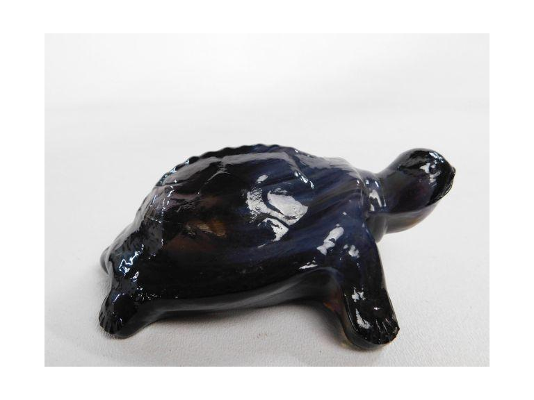 Slag Glass Turtle