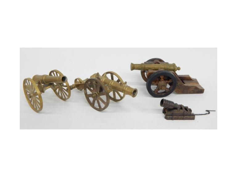 Cannon Model Collection