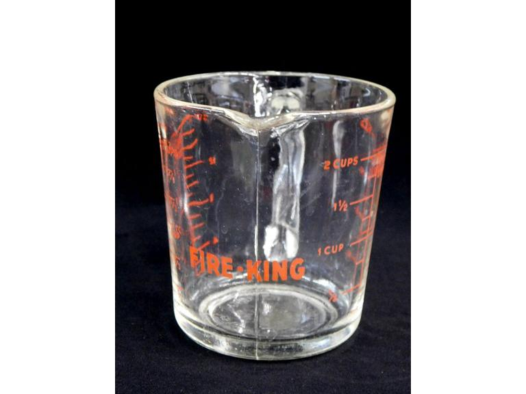 Vintage FireKing Measuring Cup