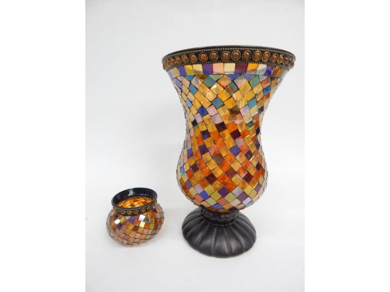 Mosaic Glass Pieces