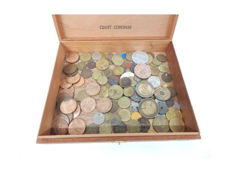 Old Coins & Tokens