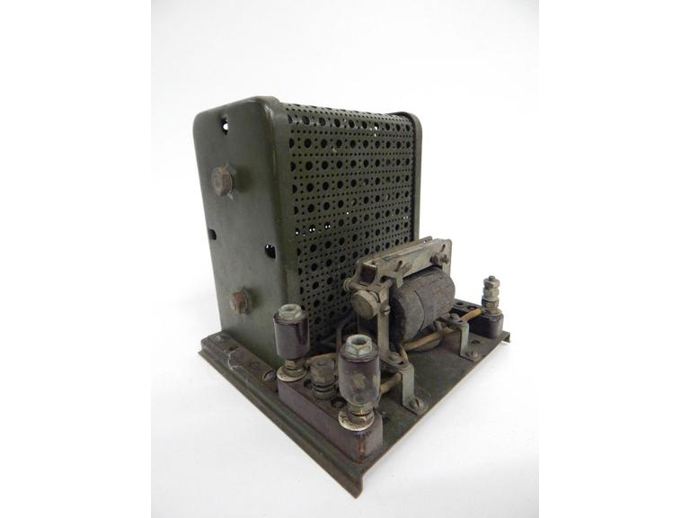 Railroad Signal Rectifier