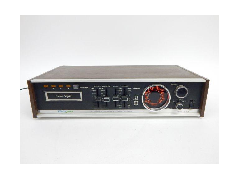 8-Track Stereo Unit