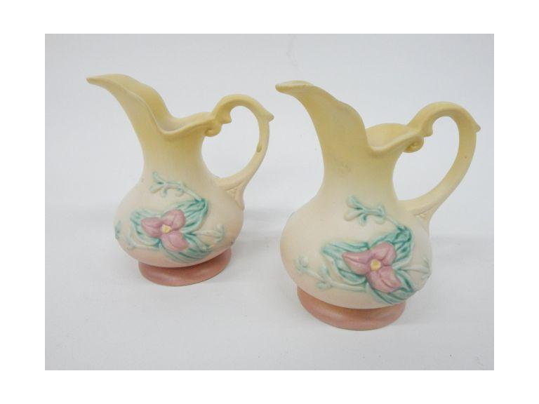 Hull Pottery Pitchers