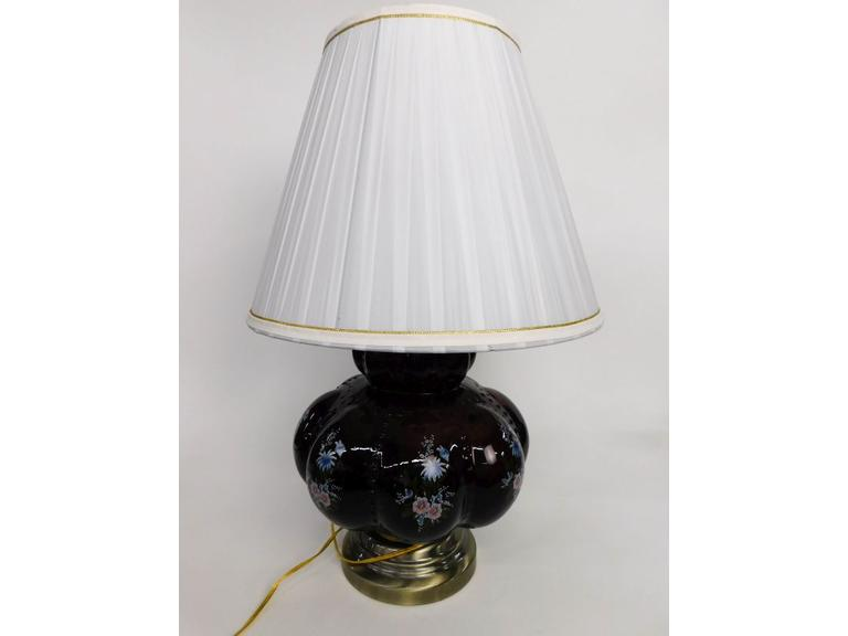 Beautiful Glass Table Lamp