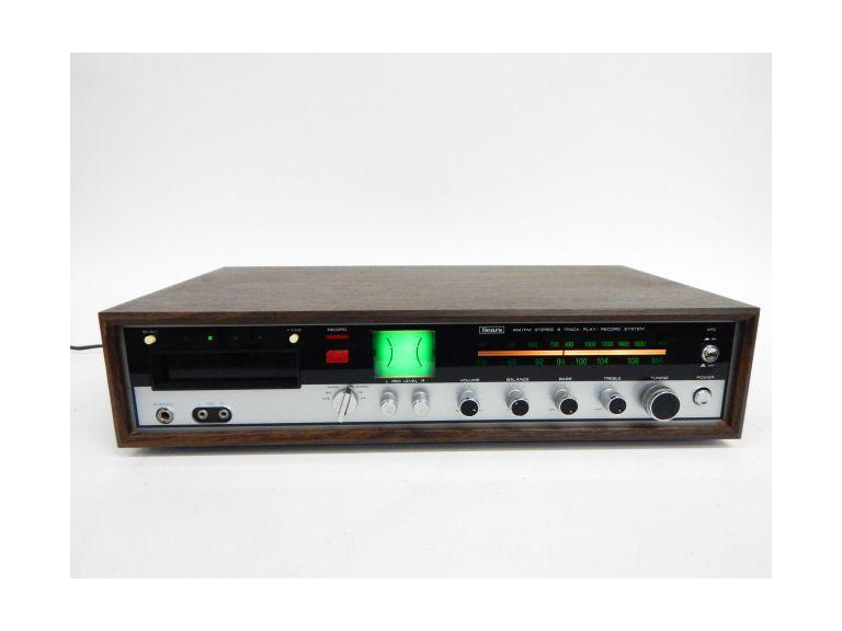 Sear 8-Track Stereo