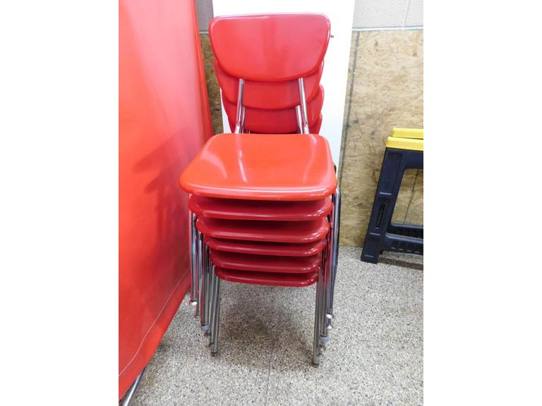 6 Children's Chairs