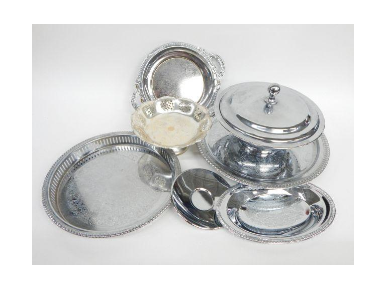 Vintage Serving Dishes