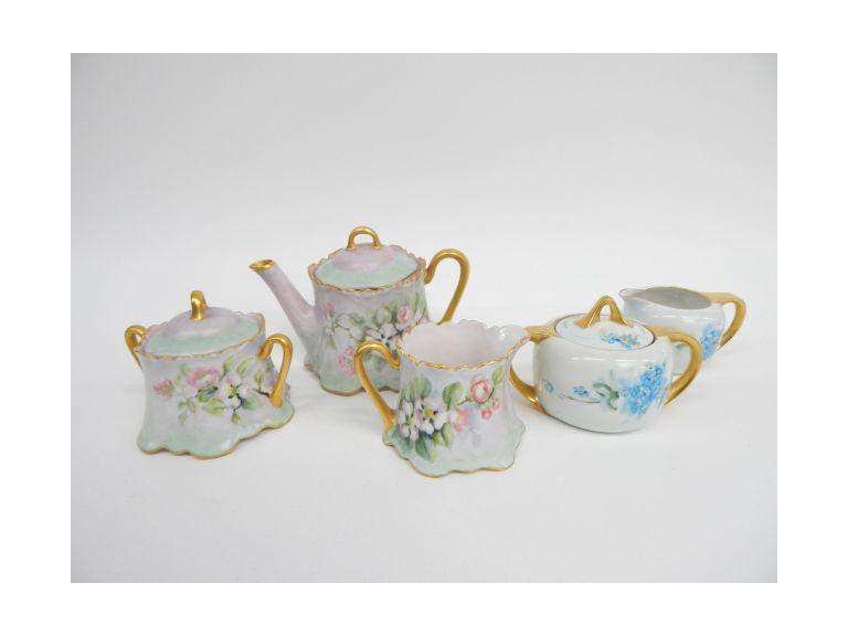 Cream & Sugar Sets